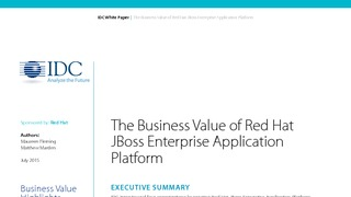 Report idc business value of jboss eap.pdf thumb rect large320x180