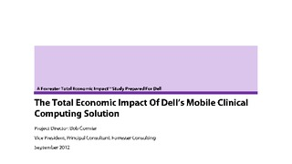 Report forrester total economic impact study.pdf thumb rect large320x180