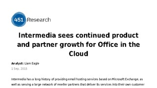 Report intermedia sees continued product and partner growth for office in the cloud.pdf thumb rect large320x180