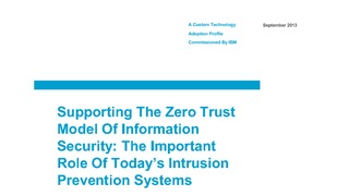 White paper supporting the zero trust model of information security.pdf thumb rect large320x180