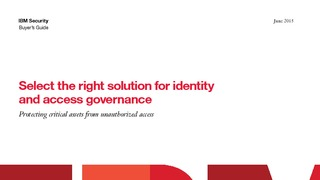 Buyers guide select the right solution for identity and access governance.pdf thumb rect large320x180