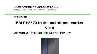 Report krischer and assoc ds8870 product and market review.pdf thumb rect large320x180