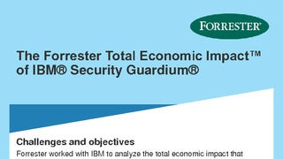 Forrester infographic the total economic impact of ibm security guardium.pdf thumb rect large320x180