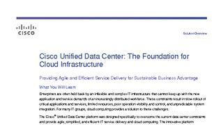 Solution overview cisco unified data center the foundation for cloud infrastructure.pdf thumb rect large320x180