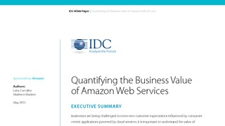 Idc business value of aws.pdf thumb rect large320x180