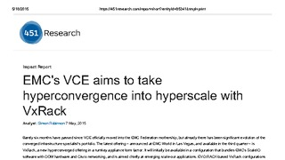 451 research emcs vce aims to take hyperconvergence into hyperscale with vxrack.pdf thumb rect large320x180