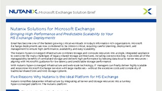 Xc series and microsoft exchange solution brief.pdf thumb rect large320x180