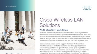 At a glance cisco wireless lan solutions.pdf thumb rect large320x180