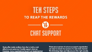 10 steps to reap the rewards of chat support.pdf thumb rect large320x180