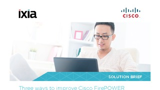Solution brief   three ways to improve cisco firepower deployments with ixia bypass solutions.pdf thumb rect large320x180