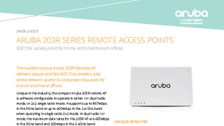 Aruba 203r series remote access points .pdf thumb rect large320x180