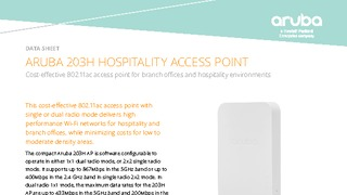 Aruba 203h hospitality access point .pdf thumb rect large320x180