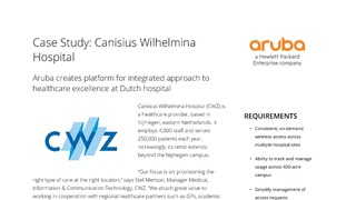 Aruba creates platform for integrated approach to healthcare excellence at dutch hospital.pdf thumb rect large320x180