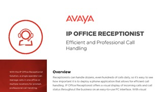 Ip office receptionist overview.pdf thumb rect large320x180
