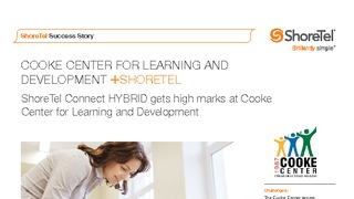 Cooke center found a better solution with shoretel.pdf thumb rect large320x180