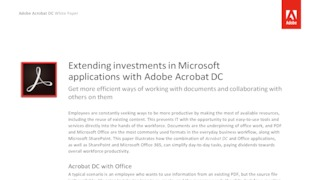 Adobe extending investments in microsoft applications with adobe acrobat.pdf thumb rect large320x180