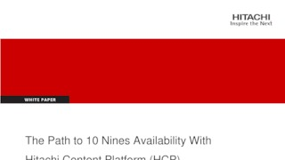 Path to 10 nines availability with hcp whitepaper.pdf thumb rect large320x180