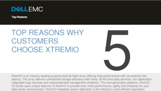 Top reasons why customers choose xtremio.pdf thumb rect large320x180