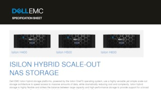 Dell emc isilon hybrid scale out nas storage.pdf thumb rect large320x180