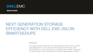 Next generation storage efficiency with dell emc isilon smartdedupe.pdf thumb rect large320x180