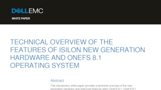 Technical overview of new and improved features of onefs 8.1.pdf thumb rect large320x180