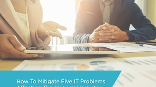 How to mitigate five it problems affecting the financial industry.pdf thumb rect large320x180