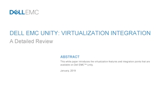 Dell emc unity virtualization integration.pdf thumb rect large320x180