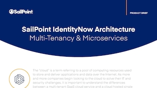 Sailpoint identitynow architecture multi tenancy microservices matter.pdf thumb rect large320x180