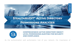 Data sheet   stealthaudit   active directory permissions analyzer.pdf thumb rect large320x180