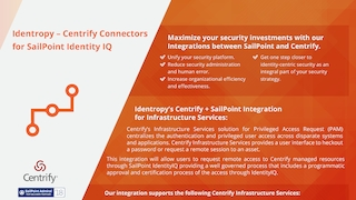 Identropy   centrify connector for sailpoint  sep.2019 .pdf thumb rect large320x180