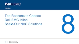 Top reasons to choose dell emc isilon scale out nas solutions.pdf thumb rect large320x180