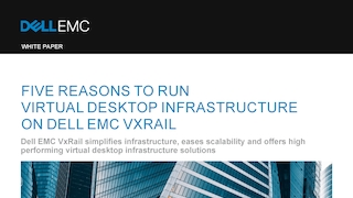 Five reasons to run virtual desktop infrastructure on dell emc vxrail.pdf thumb rect large320x180