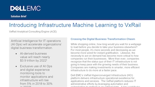 Introducing infrastructure machine learning to vxrail.pdf thumb rect large320x180
