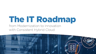 Idc it roadmap from modernization to innovation with consistent hybrid cloud.pdf thumb rect large320x180