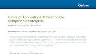 Gartner future of applications delivering the composable enterprise.pdf thumb rect large320x180