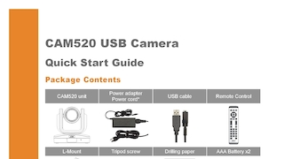 Aver cam520 usb camera.pdf thumb rect large320x180
