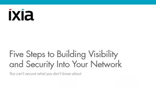 Five steps to build visibility and security in network.pdf thumb rect large320x180