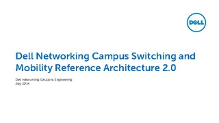 Dell networking campus switching and mobility ra 2.0 v1.1.pdf thumb rect large320x180